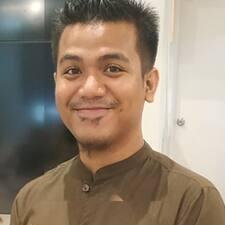Profil utilisateur de Amir Firdaus