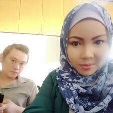Nur Aisyah felhasználói profilja