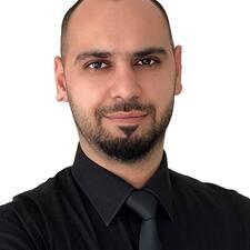 Användarprofil för Mehmet Sami