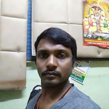 Nutzerprofil von Murali