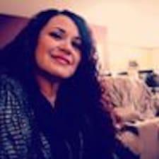 Yolanda Marcela felhasználói profilja