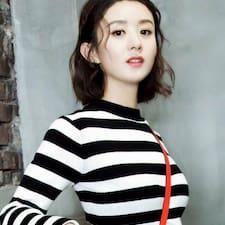 Xiuxiu felhasználói profilja