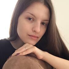 Perfil do usuário de Julia
