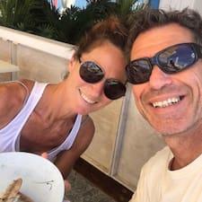 Sandra + Claudio Brugerprofil
