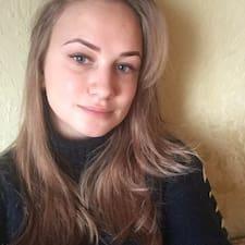 Oleksandra的用戶個人資料