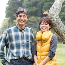 Taka&Kaori的用戶個人資料