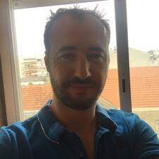 Profil utilisateur de Régis
