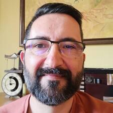Francisco Javier Brugerprofil