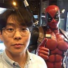 Gebruikersprofiel Sung Ho