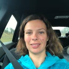 Användarprofil för Marie