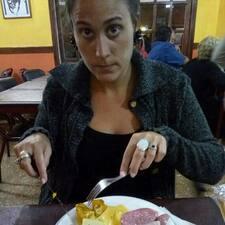 María Florencia的用戶個人資料