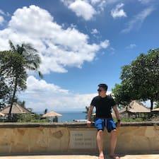 Profil utilisateur de Junyan