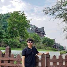 Jae Hun felhasználói profilja