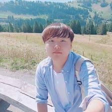 โพรไฟล์ผู้ใช้ JeongHo