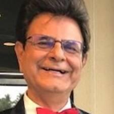 Vinod K felhasználói profilja