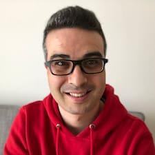 Gebruikersprofiel Rubén