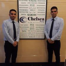 Nadeem D. And Amit S. - Profil Użytkownika