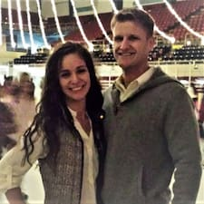 Sarah & Mike es SuperAnfitrión.
