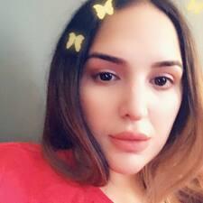 Profilo utente di Camilla Myriam