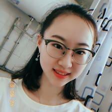 丁祎 User Profile
