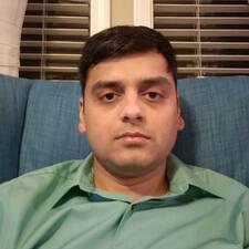 Perfil do utilizador de Siddharth