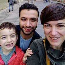 Kathleen & Ershad felhasználói profilja