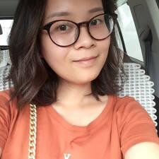 钦 felhasználói profilja