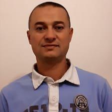 Mouez - Uživatelský profil