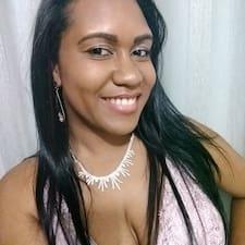 Profilo utente di Heloá Raphaela