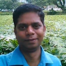 Aravazhi Kullanıcı Profili