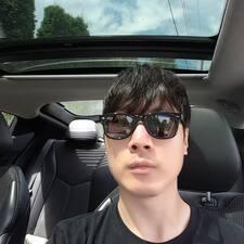 Perfil do utilizador de Kiwon