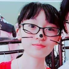 Perfil do utilizador de 语蝶