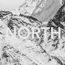 North - Uživatelský profil