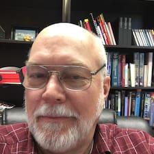 Gordon felhasználói profilja