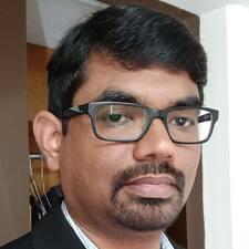 Gunasekaran felhasználói profilja