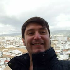 Sebastián - Uživatelský profil