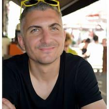 Perfil do utilizador de Stefan