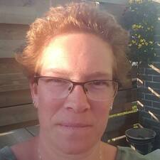 Marjolein felhasználói profilja