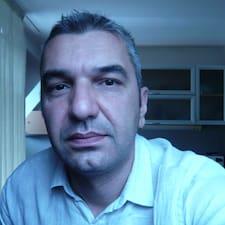 Dimitar felhasználói profilja