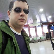 Perfil do utilizador de Márcio Eduardo