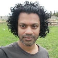Henkilön Anish käyttäjäprofiili