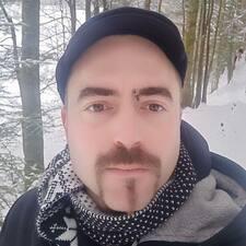 Profilo utente di Alexandre