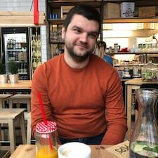 Profil utilisateur de Ilja