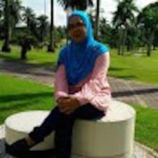 Olly Rozita Mohamed Zain felhasználói profilja