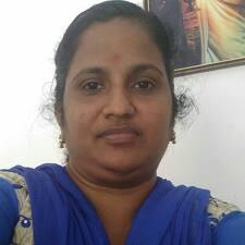 Nutzerprofil von Anitha