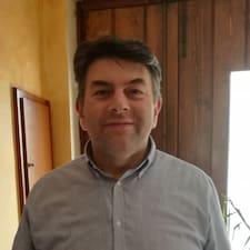 Profil Pengguna Gerardo