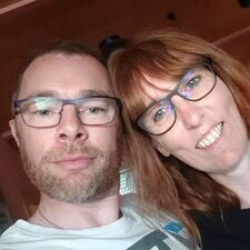 Henkilön Christine & Laurent käyttäjäprofiili