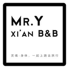 Perfil de usuario de Mr.Y