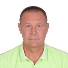 Användarprofil för Volodymyr