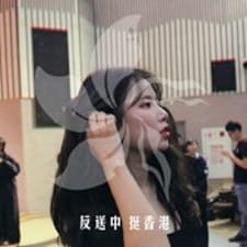 婧 felhasználói profilja